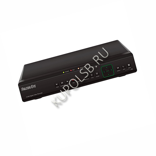 Видеорегистратор Falcon Eye FE-1108MHD 8-и канальный гибридный(AHD,TVI,CVI,IP,CVBS) регистратор Видеовыходы: VGA;HDMI; Видеовходы: 8xBNC;Разрешение  з