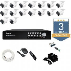 Комплект видеонаблюдения AHD 16AFHDU4