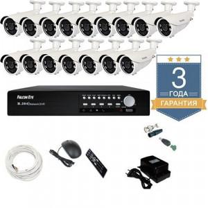 Комплект видеонаблюдения AHD 16AFHDU5