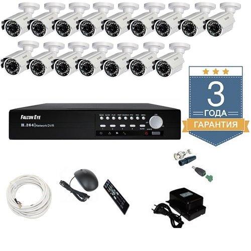 Комплект видеонаблюдения AHD 16AFHDU7 на 16 камер