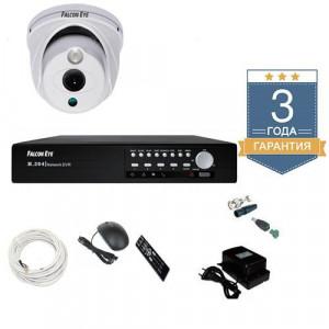 Комплект видеонаблюдения AHD 1AFHDU2