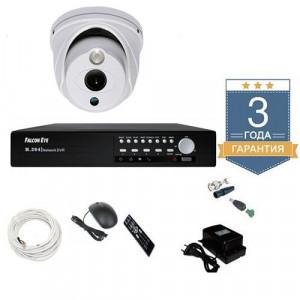 Комплект видеонаблюдения AHD 1AFHDU6