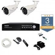 Комплект видеонаблюдения AHD 2AFHDU5