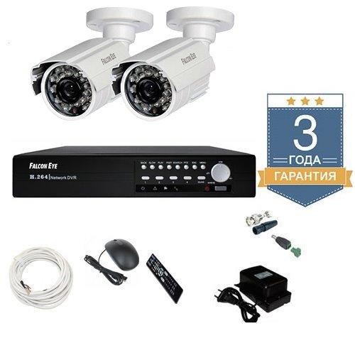 Комплект видеонаблюдения AHD 2AFHDU7