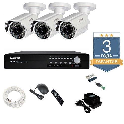 Комплект видеонаблюдения AHD 3AFHDU7