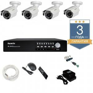 Комплект видеонаблюдения AHD 4AFHDU1