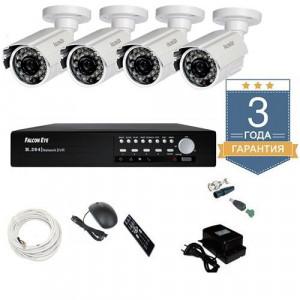 Комплект видеонаблюдения AHD 4AFHDU7