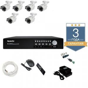 Комплект видеонаблюдения AHD 6AFHDU1