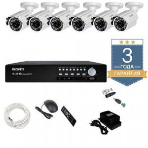 Комплект видеонаблюдения AHD 6AFHDU7