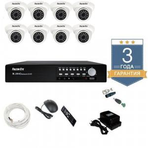 Комплект видеонаблюдения AHD 8AFHDU3