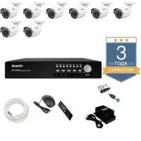 Комплект видеонаблюдения AHD 8AFHDU4