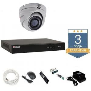 Комплект видеонаблюдения HD-TVI 1THFHDU10